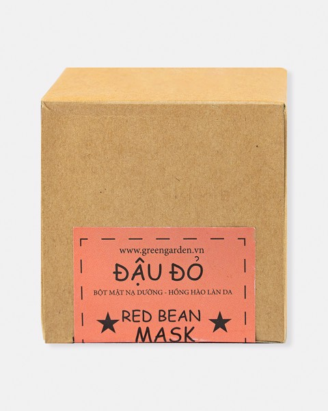Red Bean Mask