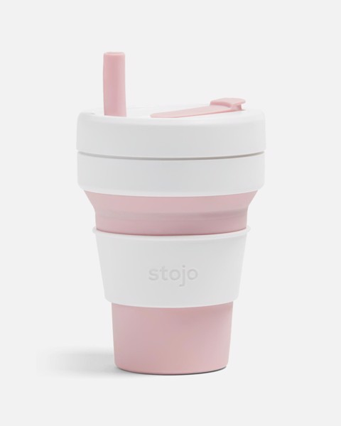 Stojo Collapsible Cup (Rose)