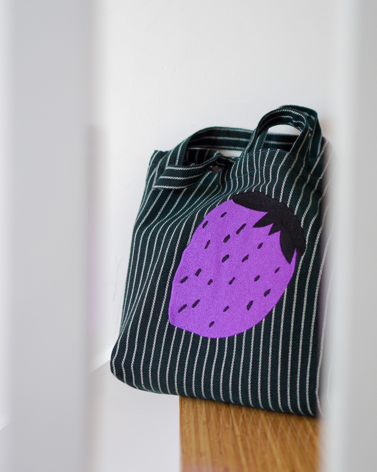 Strawberry Tote Bag