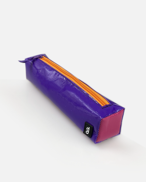 Used Tarp Pencil Case Chì Tím 01