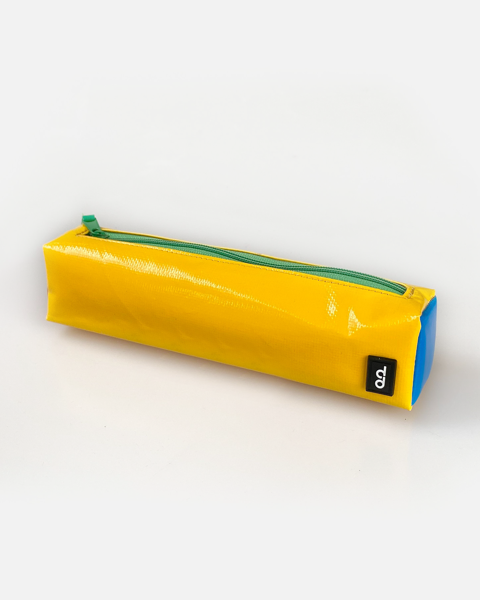 Used Tarp Pencil Case Chì Vàng 01