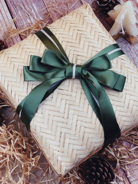 Dark Green Gift Box