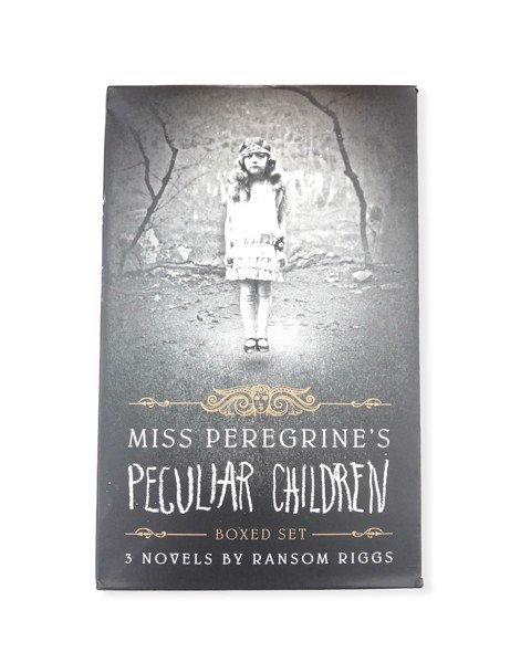 Miss Peregrine's Peculiar Children by Ransom Riggs (Box Set)