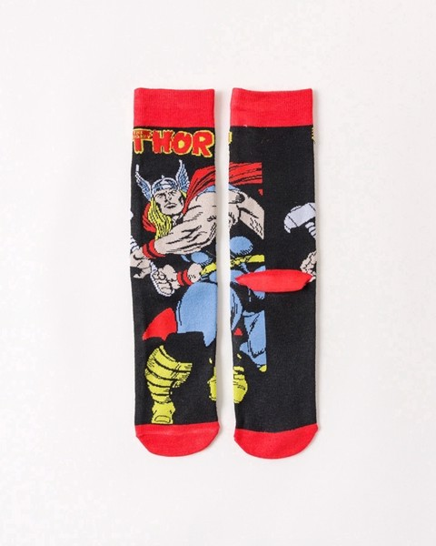Avengers long socks