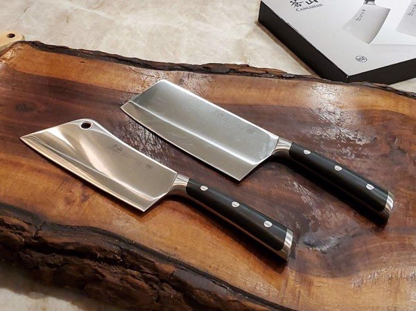Cangshan - Dao Chặt 2 Piece Cleaver set
