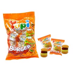 CD-Cola Burger Gummy Candy Yupi 8g