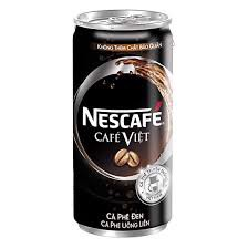 CF-Black Coffee Nescafe 170ml