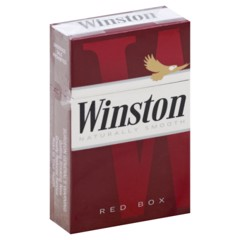 CI-Cigarette Winston Red