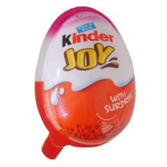 CH-Chocolate For Boys Kinder Joy 200g