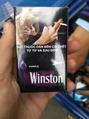 CI-Cigarette Purple Winston