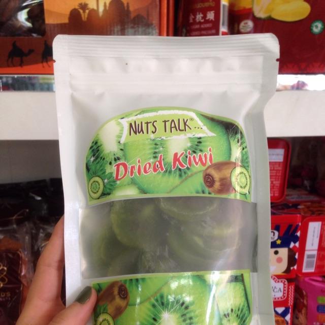 FRD-Dried Kiwi Nuts Talk 250g (Pack)
