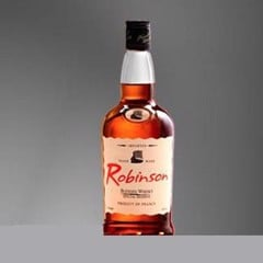 BWS2-Blended Whisky Robinson 39% 700ml