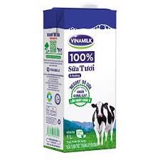 DMF-Less Sugar UHT Fresh Milk Vinamilk 1L