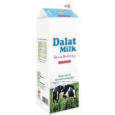 DMP-Pasteurized Milk DalatMilk 950ml