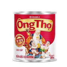 DMC-Sweetened Condensed Milk Ông Thọ 380g (Red)