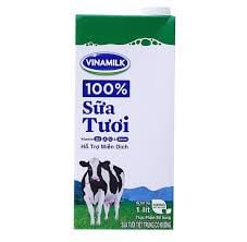 DMF-Sweetened UHT Fresh Milk Vinamilk 1L