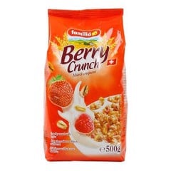 G-Berry Crunch Familia 500g