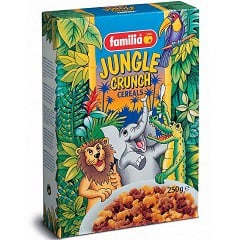 G-Cereals Jungle Crunch Familia 250g