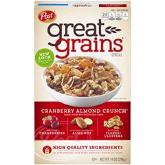 G-Cranberry Almond Crunch Great Grain 368g