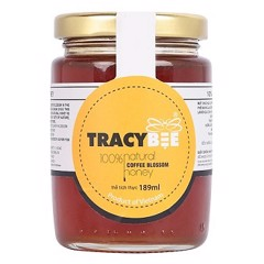 H-Natural Coffee Blossom Honey Tracy Bee 189g
