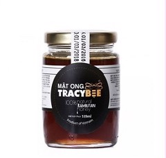 H-Natural Rambutan Honey Tracy Bee 189g