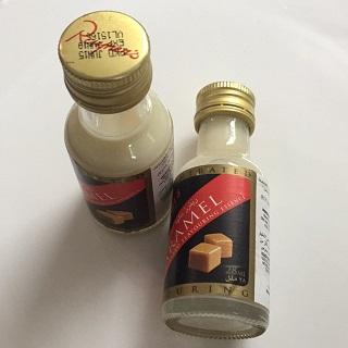 CFL- Caramel Essance Rayner's 28ml (chai)