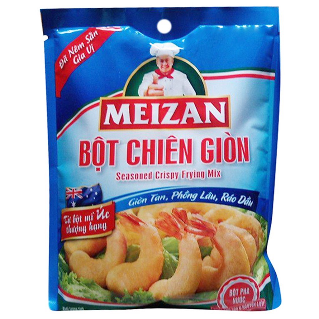 FL-Seasoned Crispsy Frying Mix Meizan 150g