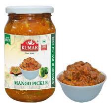 PK-Mango Pickle Kumar 300g