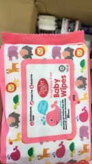 PU-Baby Wipes Fragrance Free Tender Soft 30 Sheets