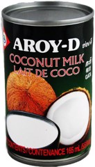 SS-Coconut Milk Aroy-D 165ml