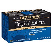 T-English Teatime Black Tea Bigelow 42g