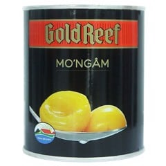 FRT-Apricot Halves in Syrup Gold Reef 825g