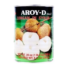 FRT-Longan In Syrup Aroy-D 565g