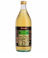 V-White Wine Vinegar Ortalli 1L