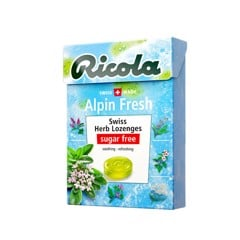 CD-Alpin Fresh Candy Ricola 40g