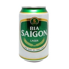 BBL-Beer Sài Gòn Lager 330ml (Can)