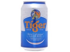 BBL-Beer Tiger 330ml (Can)