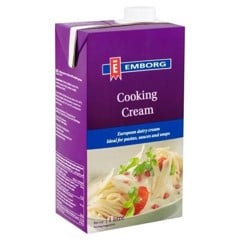 DCW-Cooking Cream Emborg 1L