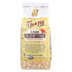 GR-5 Grain Rolled Hot Cereal Bob's Red Mill 453g