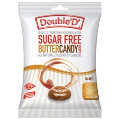 CD-Candy Sugar Free Butter 70g