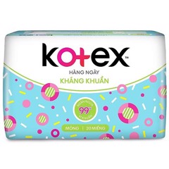 PU-Antimicrobial Tampon Kotex 20Pcs T11