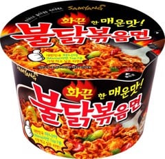 NDI-Hot Chicken Ramen Cup 105g