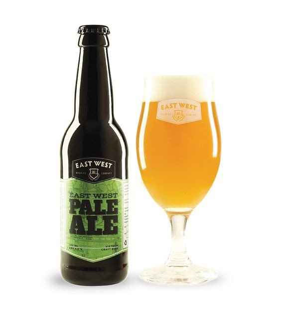 BB-Pale Ale Beer East West 330ml T3 (Glass)