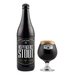 BBDr-Beer Independence Stout East West 500ml T4