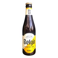 BBDr-Belgian Craft Beer Blonde Belgo 330ml