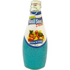 BJ-Basil Seed Drink Cocktail Vitafood 290ml