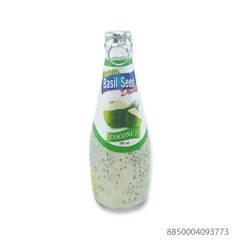 BJ-Basil Seed Drink CoConut Vitafood 290ml
