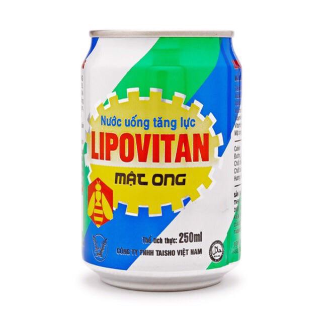 BS-Energy Drink Lipovitan 250ml