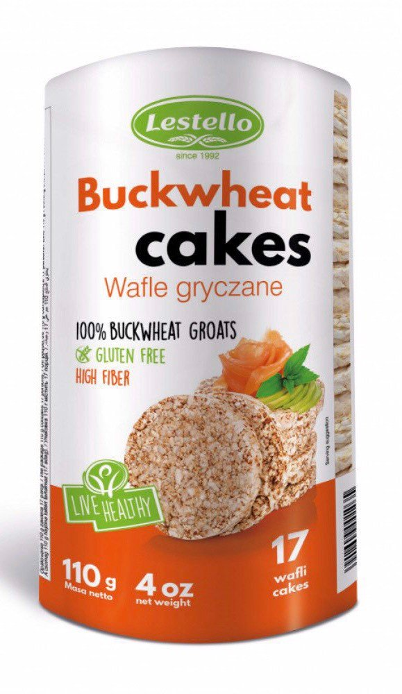 PC-Buckwheat Cakes Lestello 110g
