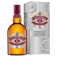 BW-Blended Cotch Whisky Chivas Regal 12YO